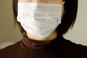 マスクの裏表